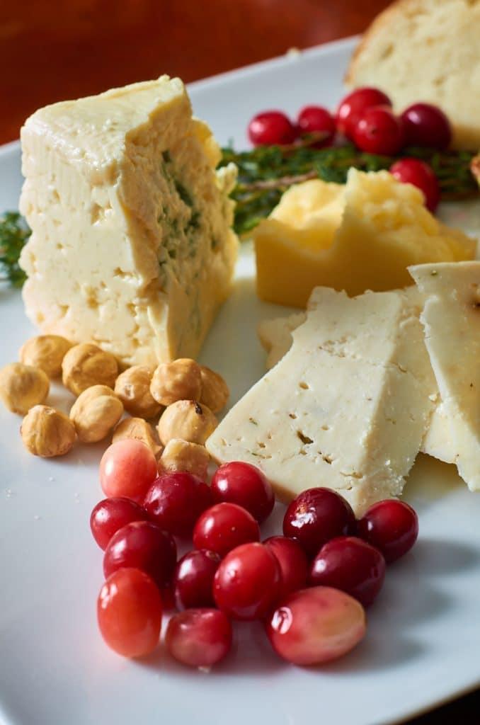 vegan hard cheese