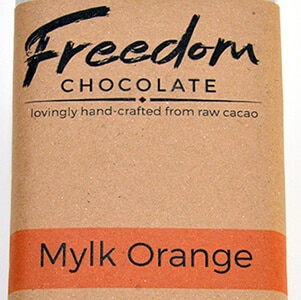 freedom chocolate